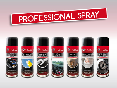 SPRAY PROFESSIONALI