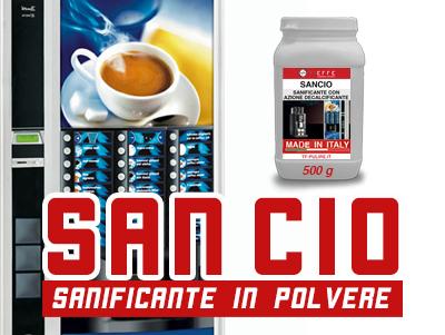SAN CIO – Sanificante in polvere