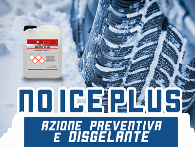 NO ICE PLUS – Deghiacciante -40°C
